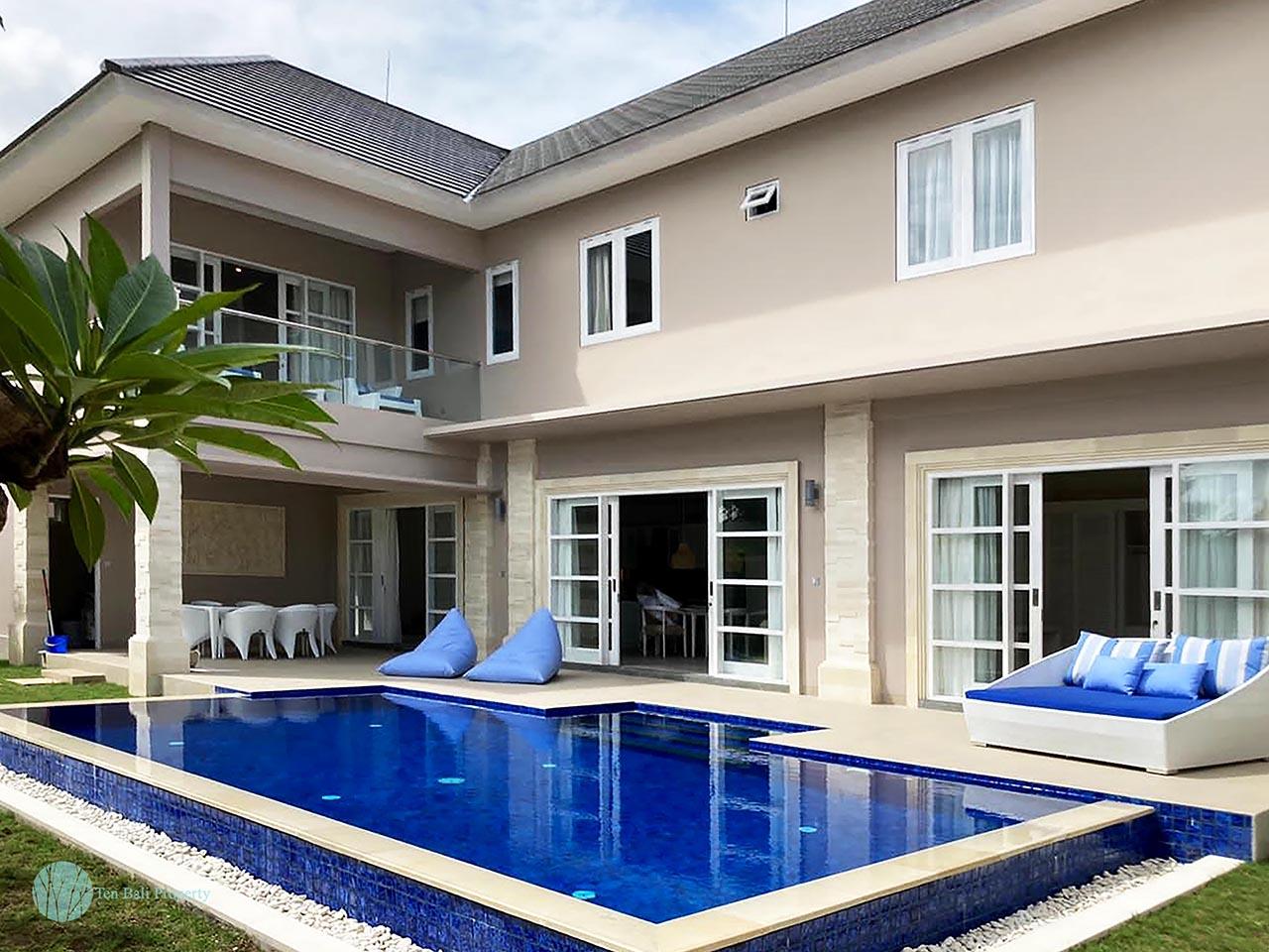Ten Bali Property Luxury Villa for Sale TBP-0010 Karangsari Residence Sanur