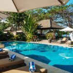 Ten Bali Property Luxurious Absolute Beachfront Villa for Rent - Sanur
