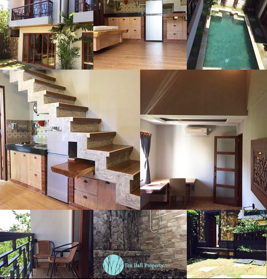 One Bedroom Condo in Sanur for Rent