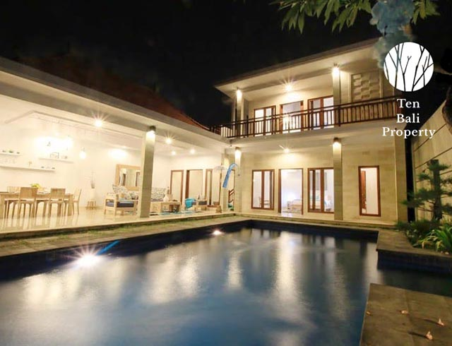 PRIVATE VILLA BEACH SIDE SANUR | AVAILABLE FOR MONTHLY AND YEARLY RENTAL