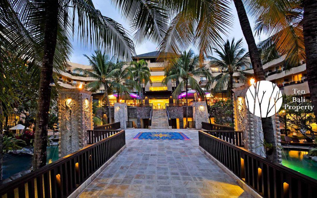FOR SALE: KUTA PARADISO HOTEL BALI
