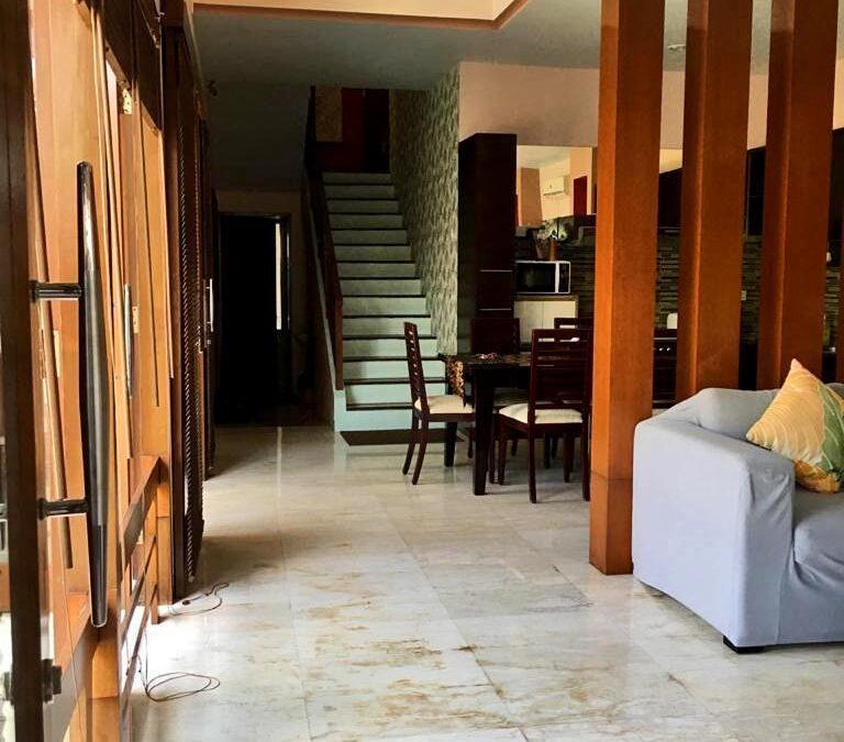 3-Bedroom Villa Sanur Kauh for Rent