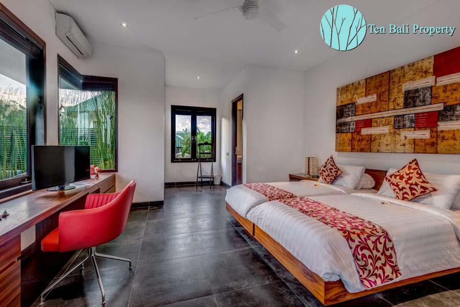 Ten Bali Property TBP-0032 Keramas Sea-side Villa for Sale Freehold