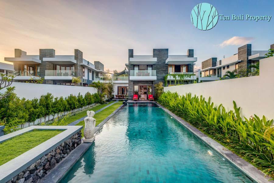 Dijual Villa Tepi Laut di Keramas Bali Freehold
