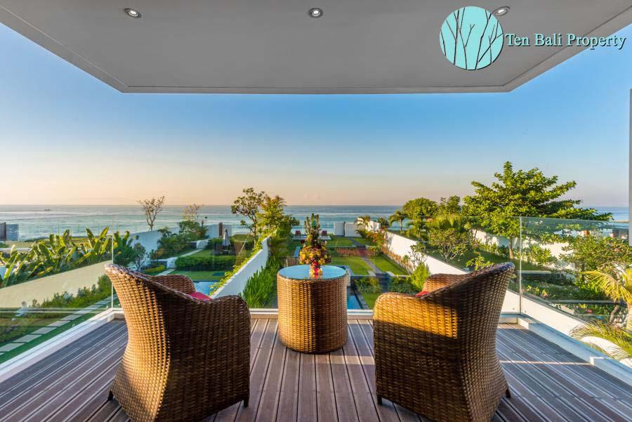 Keramas Sea-side Villa for Sale Freehold