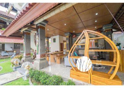 Ten Bali Property TBP-0033 PRIVATE VILLA FOR RENT BEACH SIDE SANUR AREA